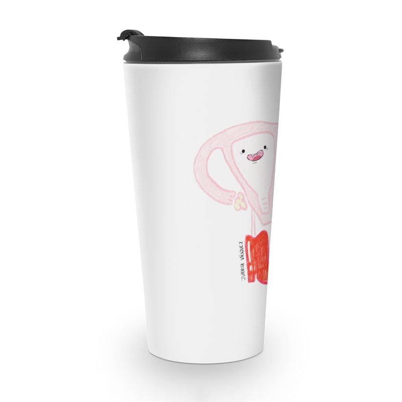 Steve Accessories Travel Mug by Tianguis