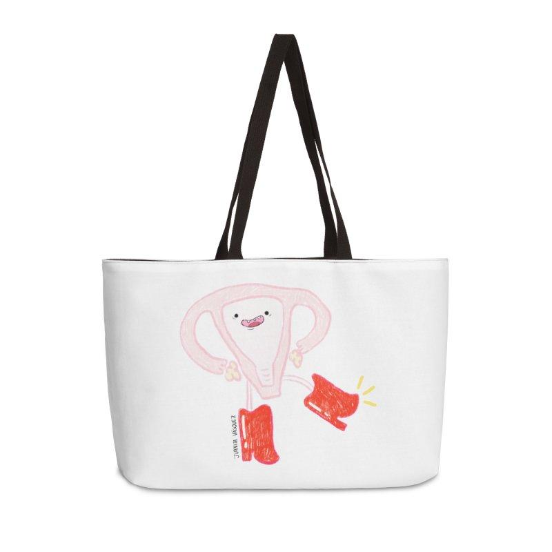 Steve Accessories Weekender Bag Bag by Tianguis