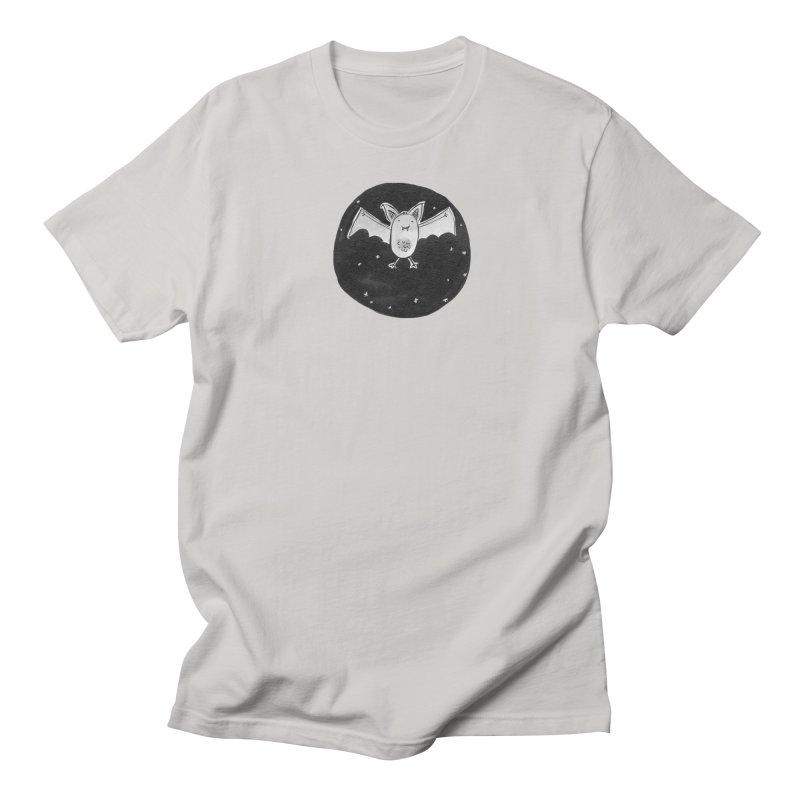 Bat Men's Regular T-Shirt by Tianguis