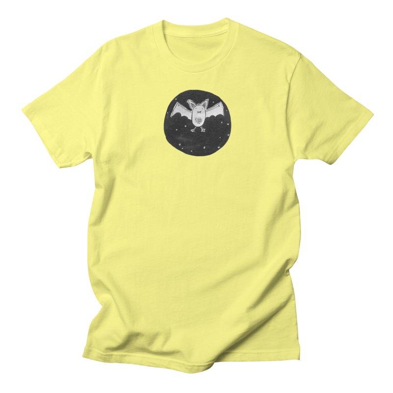 Bat Women's Regular Unisex T-Shirt by Tianguis