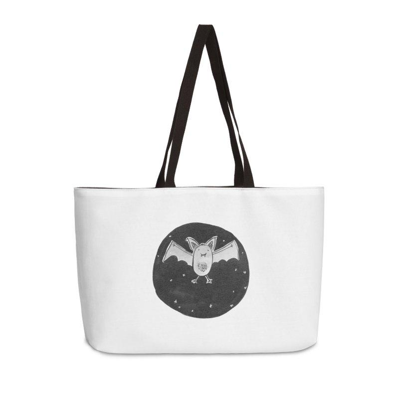 Bat Accessories Weekender Bag Bag by Tianguis
