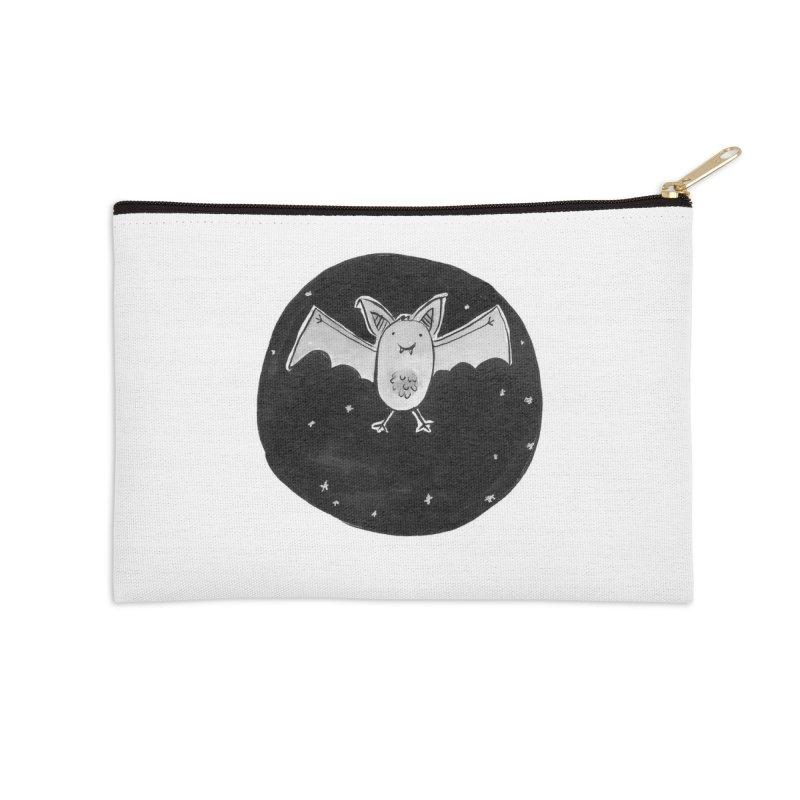 Bat Accessories Zip Pouch by Tianguis