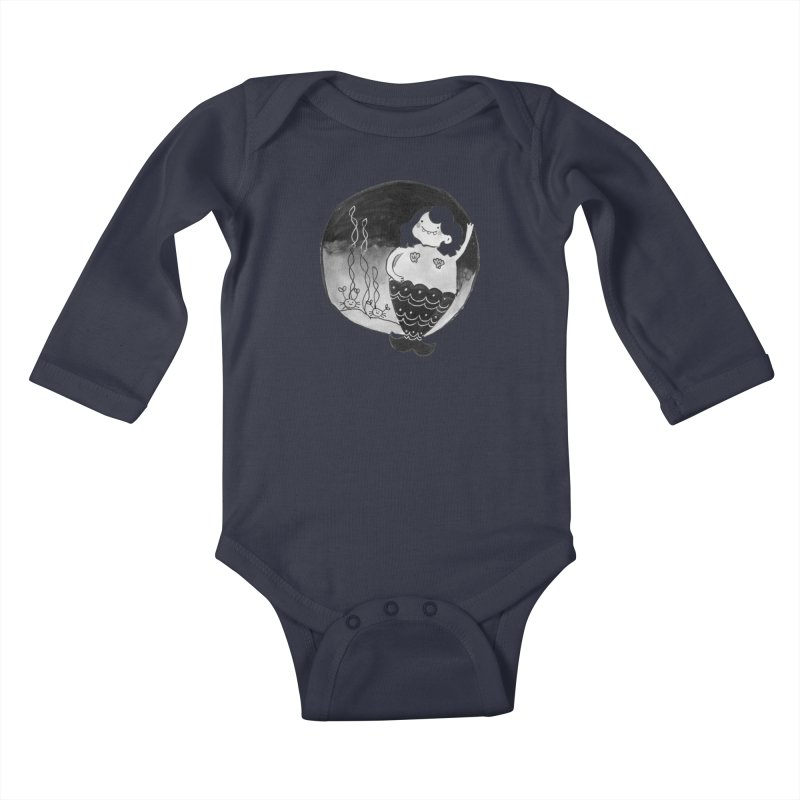 Shop Kids Baby Longsleeve Bodysuit | Tianguis