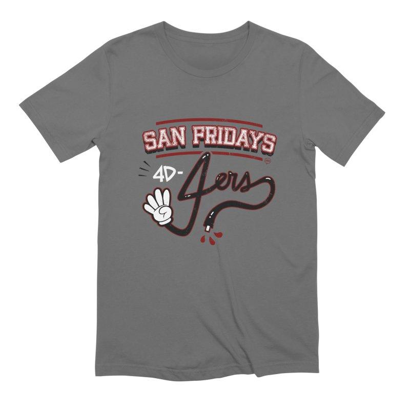 San Fridays Men's Extra Soft T-Shirt by jublin's Artist Shop