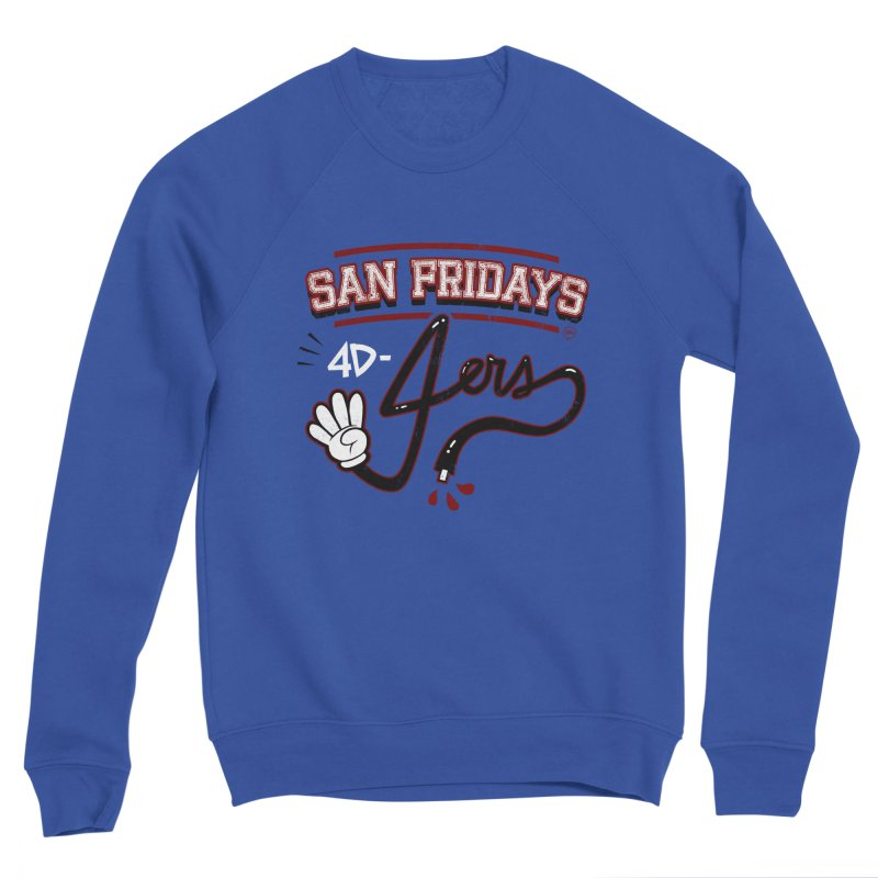 San Fridays Men's Sponge Fleece Sweatshirt by jublin's Artist Shop