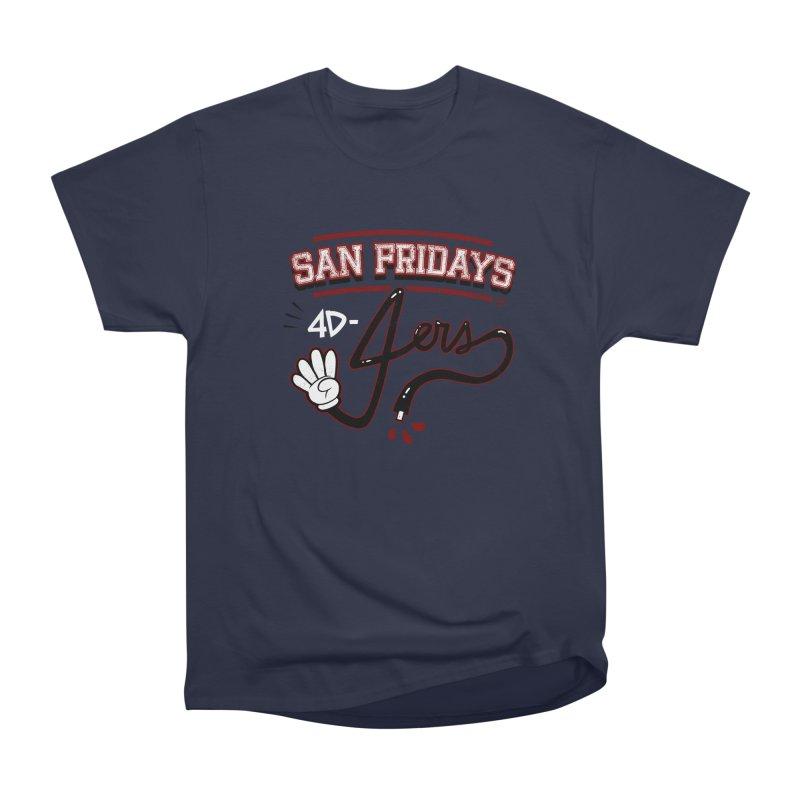 San Fridays Men's Heavyweight T-Shirt by jublin's Artist Shop