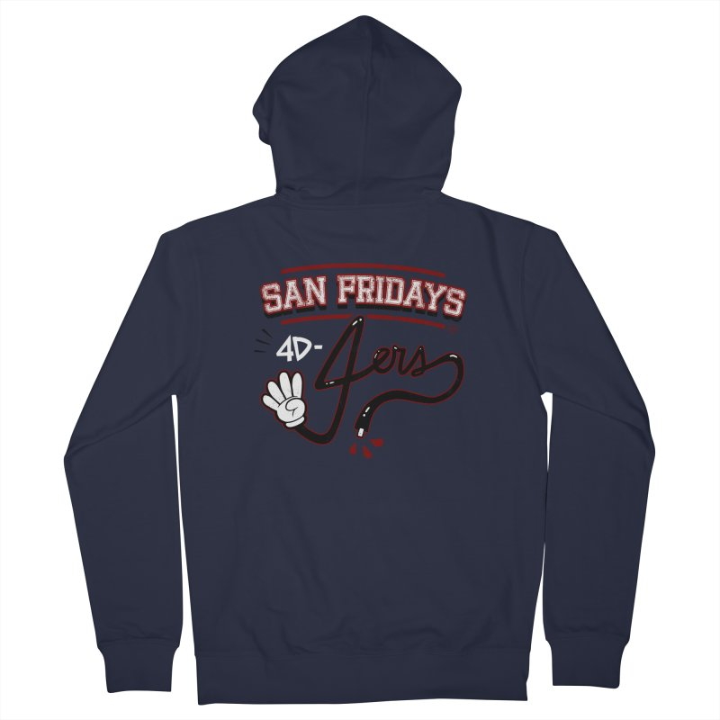 San Fridays Women's Zip-Up Hoody by jublin's Artist Shop