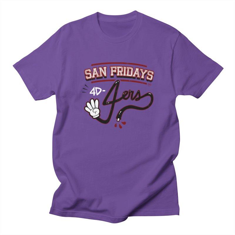 San Fridays Men's T-Shirt by jublin's Artist Shop
