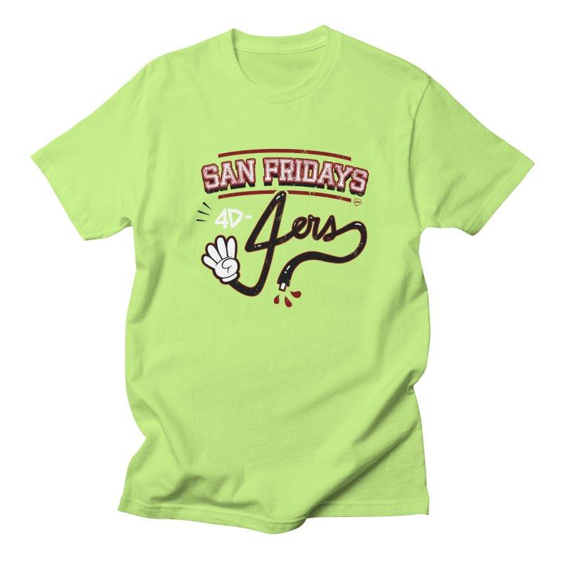 San Fridays Men's Regular T-Shirt by jublin's Artist Shop