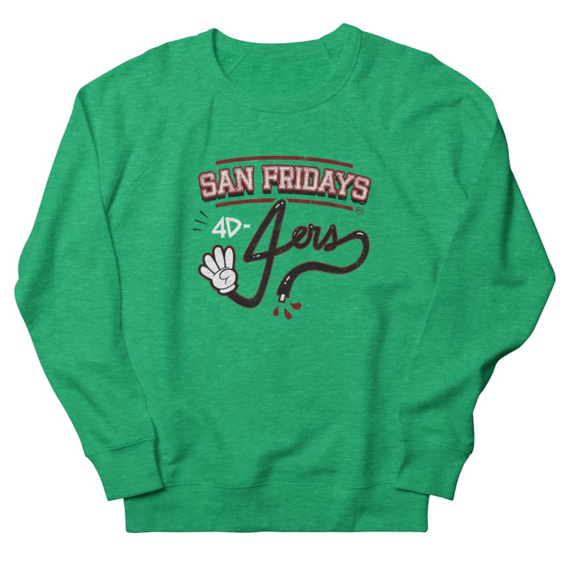 San Fridays Women's Sweatshirt by jublin's Artist Shop