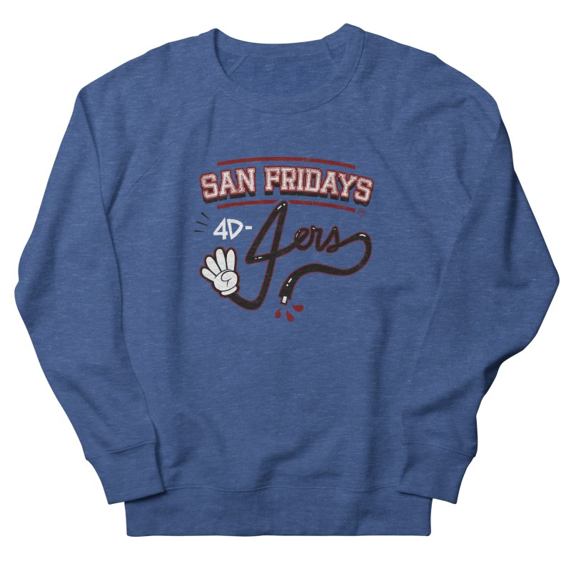 San Fridays Women's Sweatshirt by jublin's Artist Shop