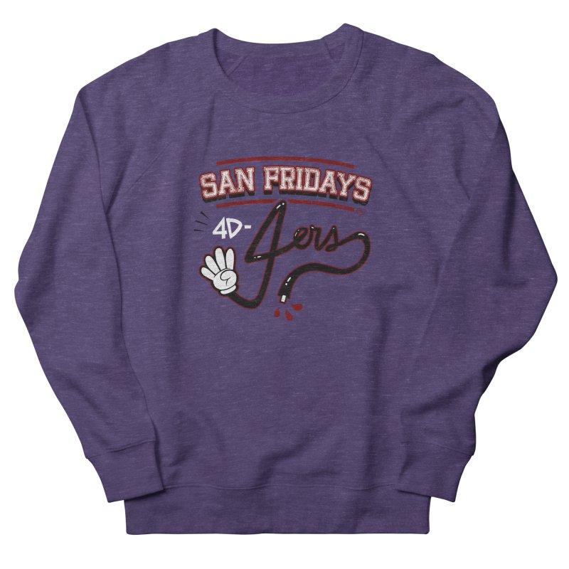 San Fridays Men's French Terry Sweatshirt by jublin's Artist Shop