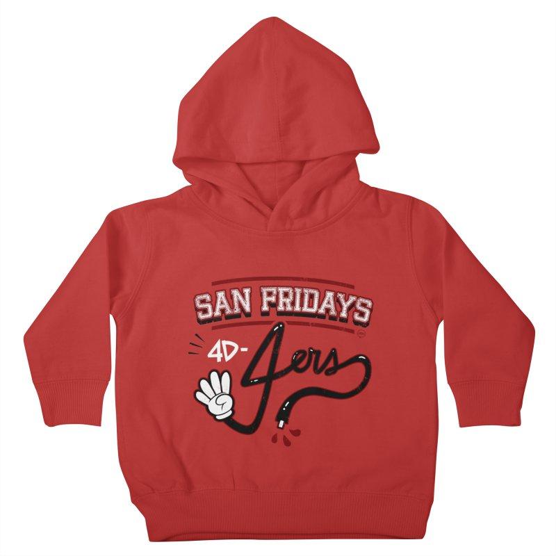 San Fridays Kids Toddler Pullover Hoody by jublin's Artist Shop