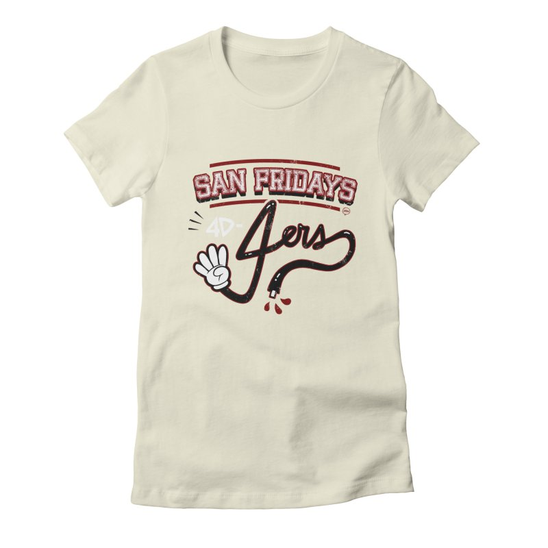 San Fridays Women's T-Shirt by jublin's Artist Shop