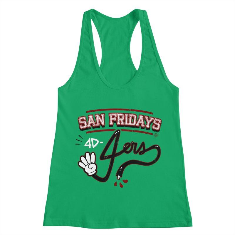 San Fridays Women's Tank by jublin's Artist Shop