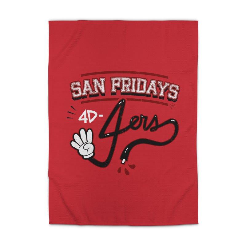 San Fridays Home Rug by jublin's Artist Shop