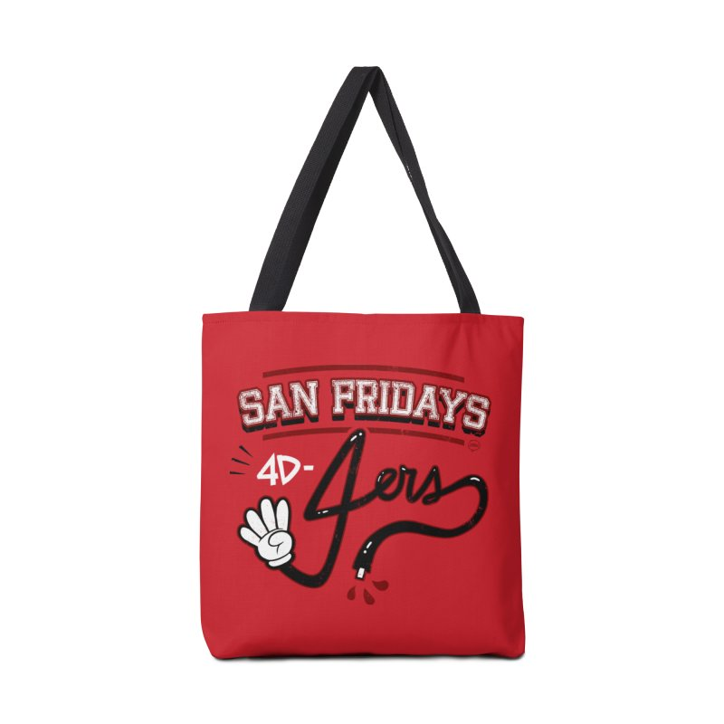 San Fridays Accessories Tote Bag Bag by jublin's Artist Shop