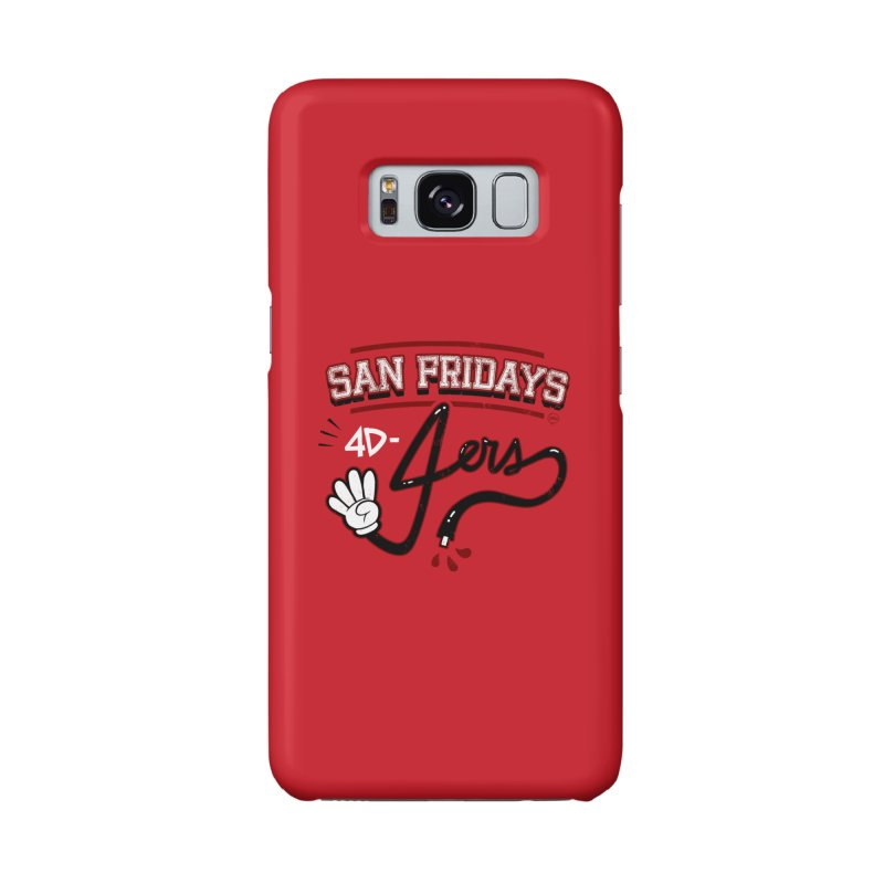 San Fridays Accessories Phone Case by jublin's Artist Shop