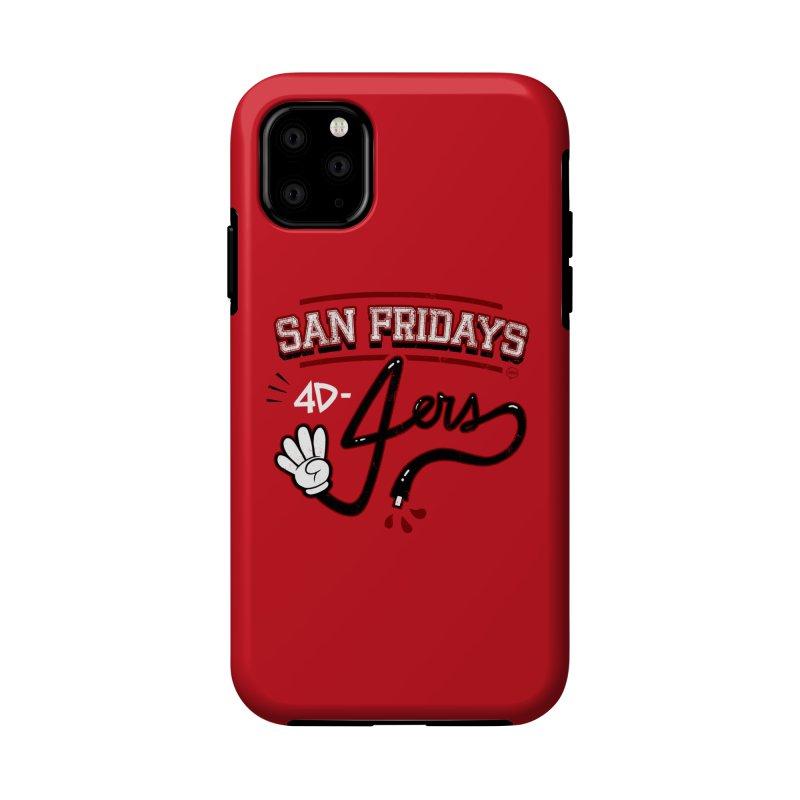 San Fridays Accessories Phone Case by jublin's Artist Shop