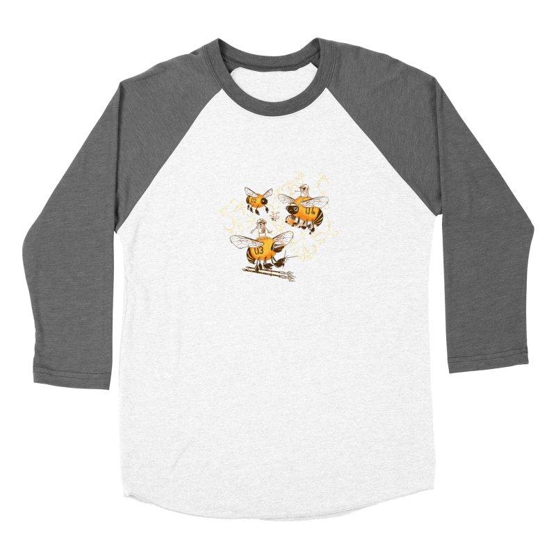 Killer Bee Killed Women's Longsleeve T-Shirt by jublin's Artist Shop