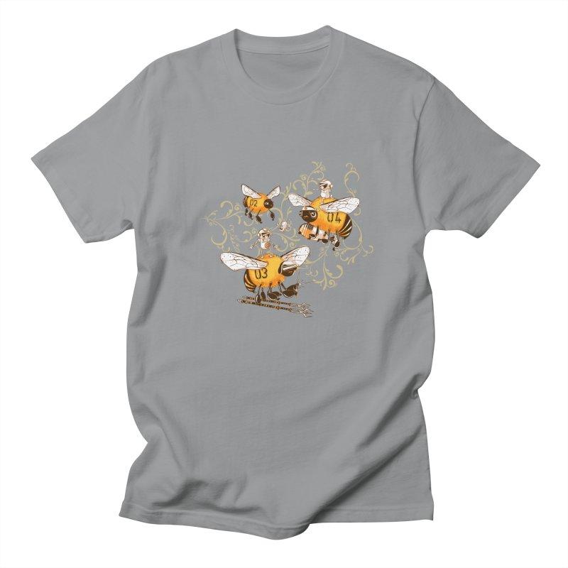 Killer Bee Killed Women's Regular Unisex T-Shirt by jublin's Artist Shop