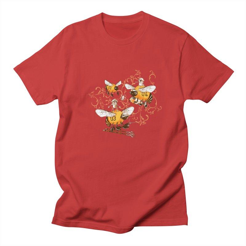 Killer Bee Killed Women's T-Shirt by jublin's Artist Shop