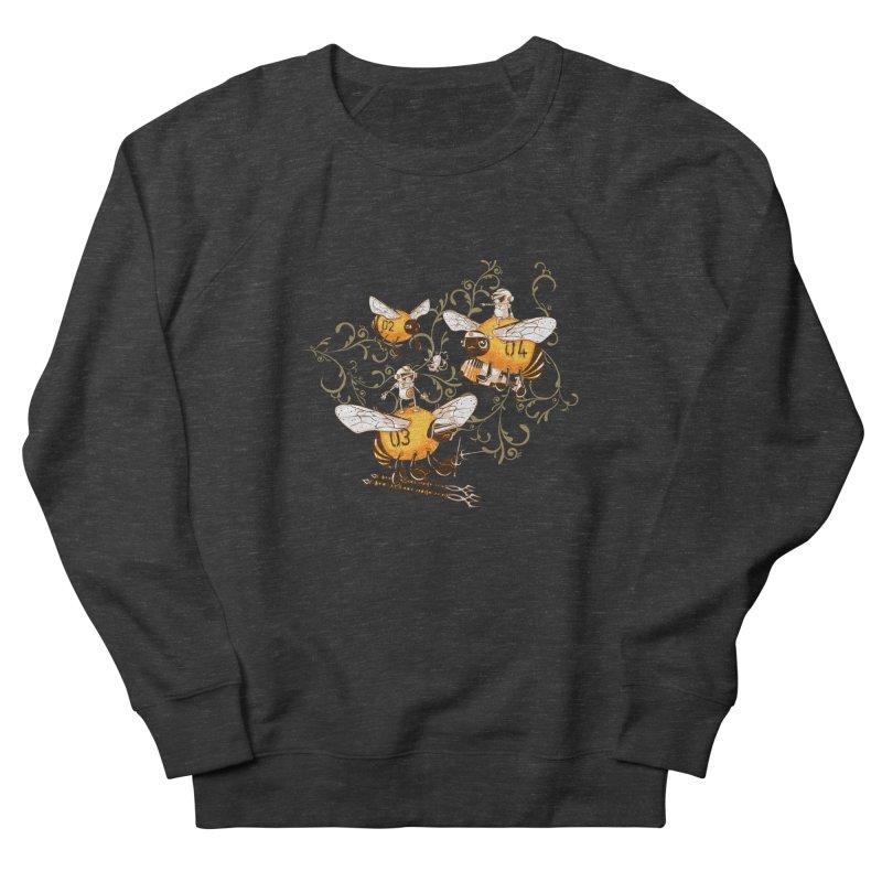 Killer Bee Killed Women's French Terry Sweatshirt by jublin's Artist Shop