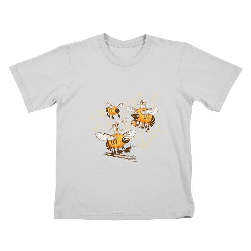 Killer Bee Killed Kids T-Shirt by jublin's Artist Shop