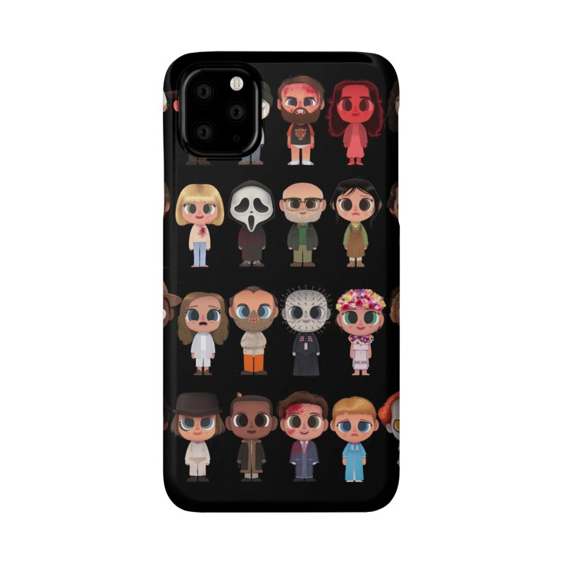 Creepy Cuties Accessories Phone Case by jublin's Artist Shop