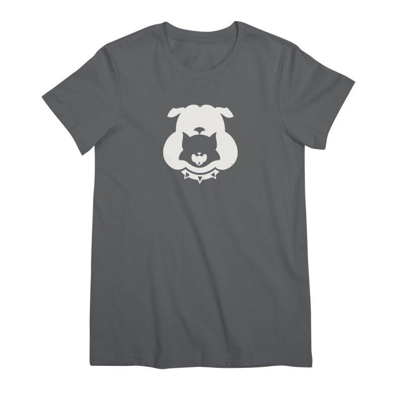 Classic Food Chain Women's T-Shirt by jublin's Artist Shop