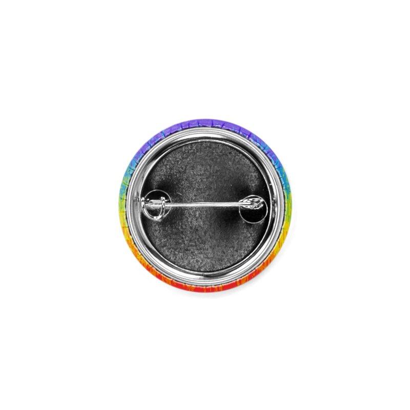 Rainbow Meltdown Accessories Button by jublin's Artist Shop