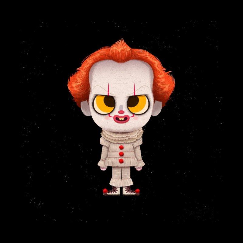 Creepy Cuties - New Clown Accessories Mug by jublin's Artist Shop