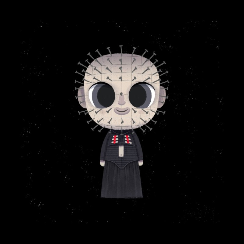 Creepy Cuties - Angel/Demon Accessories Mug by jublin's Artist Shop