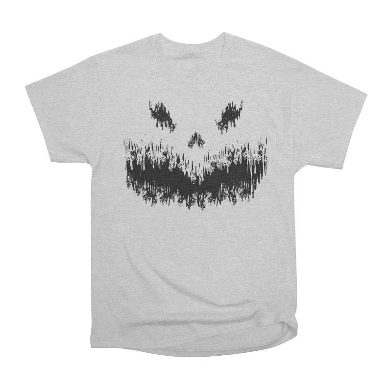 Pumpkin Meltdown Men's T-Shirt by jublin's Artist Shop