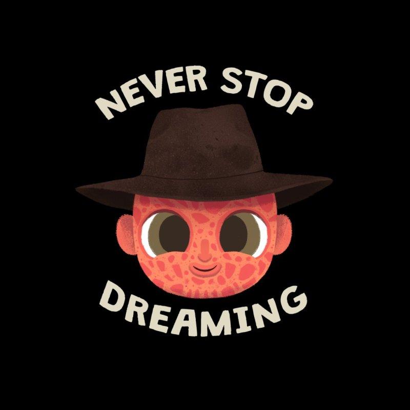 Creepy Cuties - Never Stop Dreaming Men's T-Shirt by jublin's Artist Shop