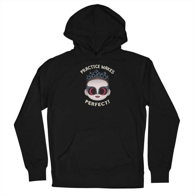 Creepy Cuties - Practice Makes Perfect Men's Pullover Hoody by jublin's Artist Shop