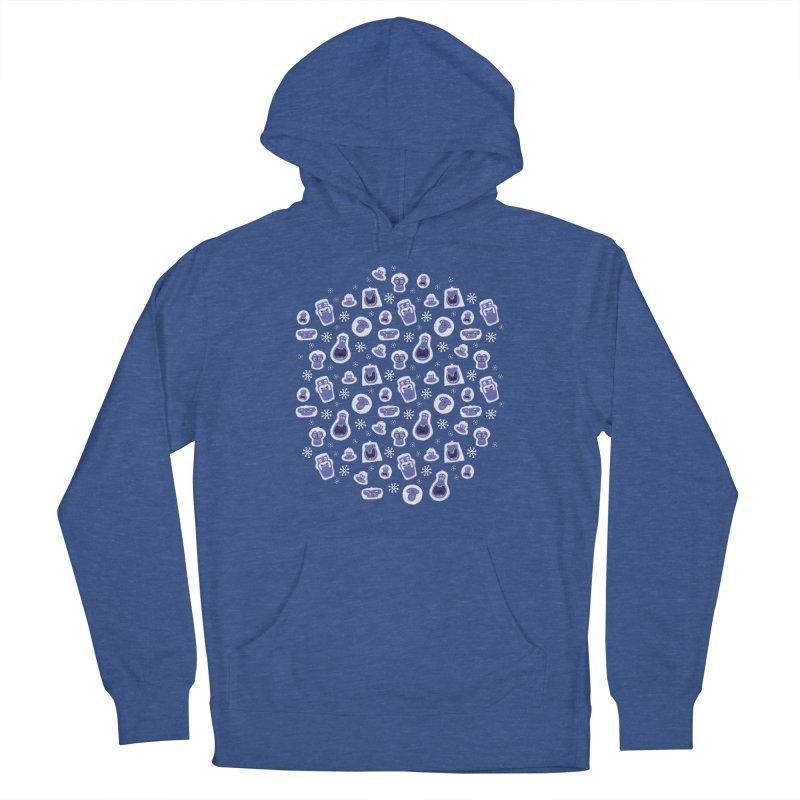 Yeti Set Go Women's Pullover Hoody by jublin's Artist Shop