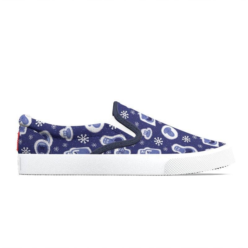 Yeti Set Go Women's Shoes by jublin's Artist Shop
