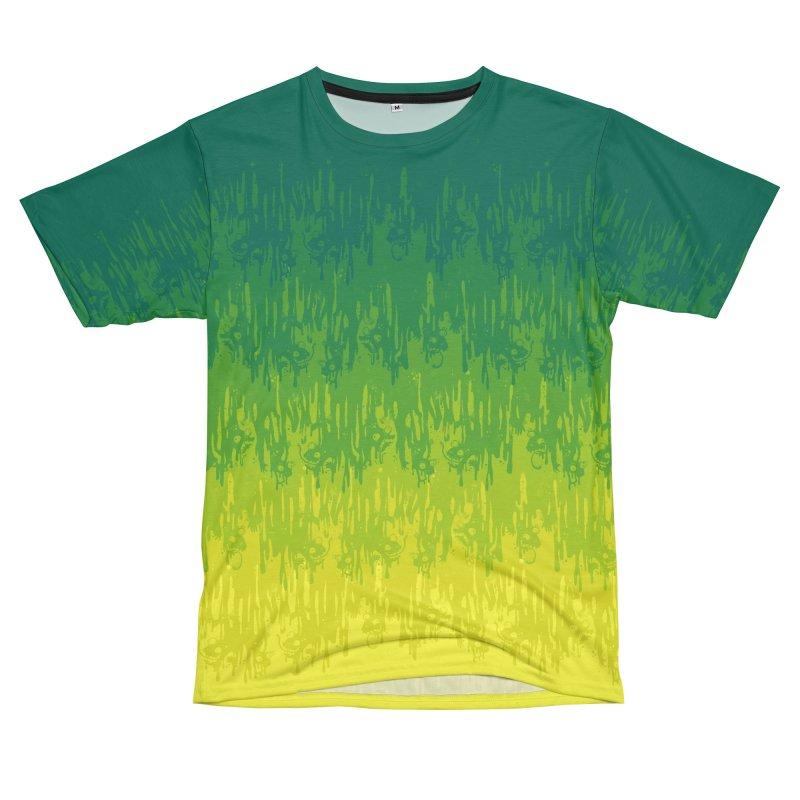 Slime Meltdown Men's Cut & Sew by jublin's Artist Shop