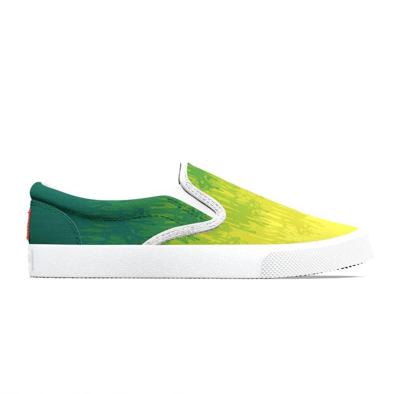 Slime Meltdown Men's Shoes by jublin's Artist Shop