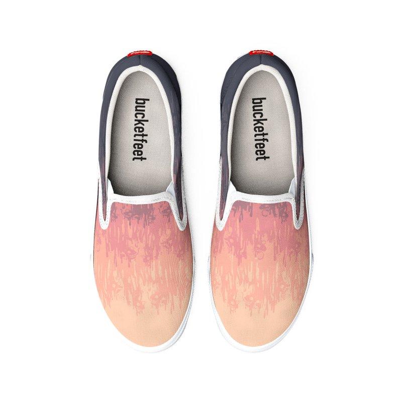 Morning Meltdown Women's Shoes by jublin's Artist Shop
