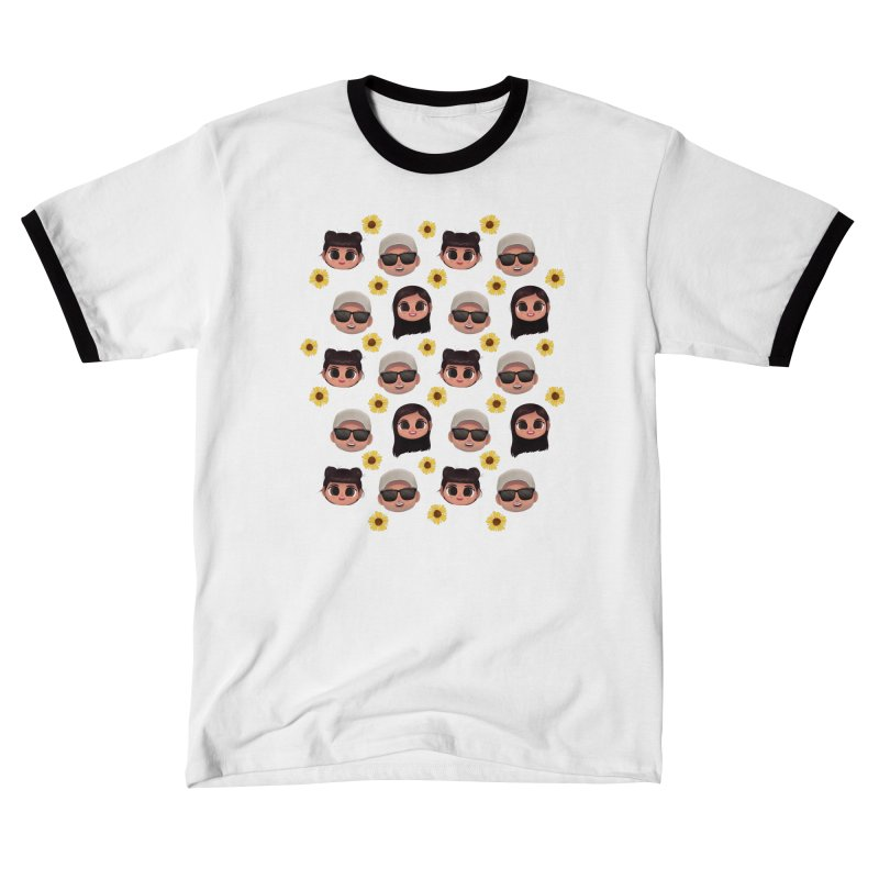 Raquel Sister & Dad Women's T-Shirt by jublin's Artist Shop