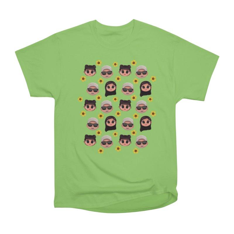 Raquel Sister & Dad Men's T-Shirt by jublin's Artist Shop