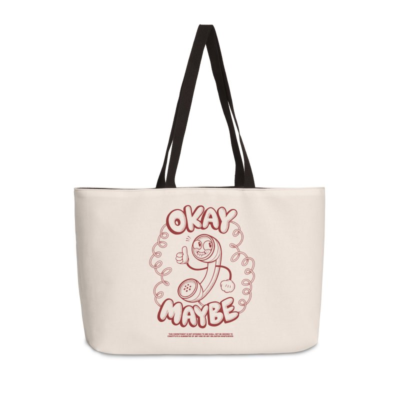 Making Plans Accessories Bag by jublin's Artist Shop