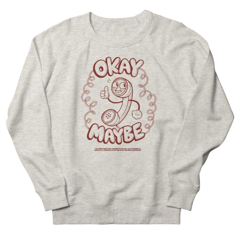 Making Plans Men's Sweatshirt by jublin's Artist Shop
