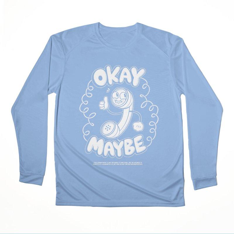 Making Plans (White Ink) Women's Longsleeve T-Shirt by jublin's Artist Shop