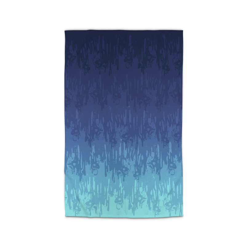 Cool Meltdown Home Rug by jublin's Artist Shop