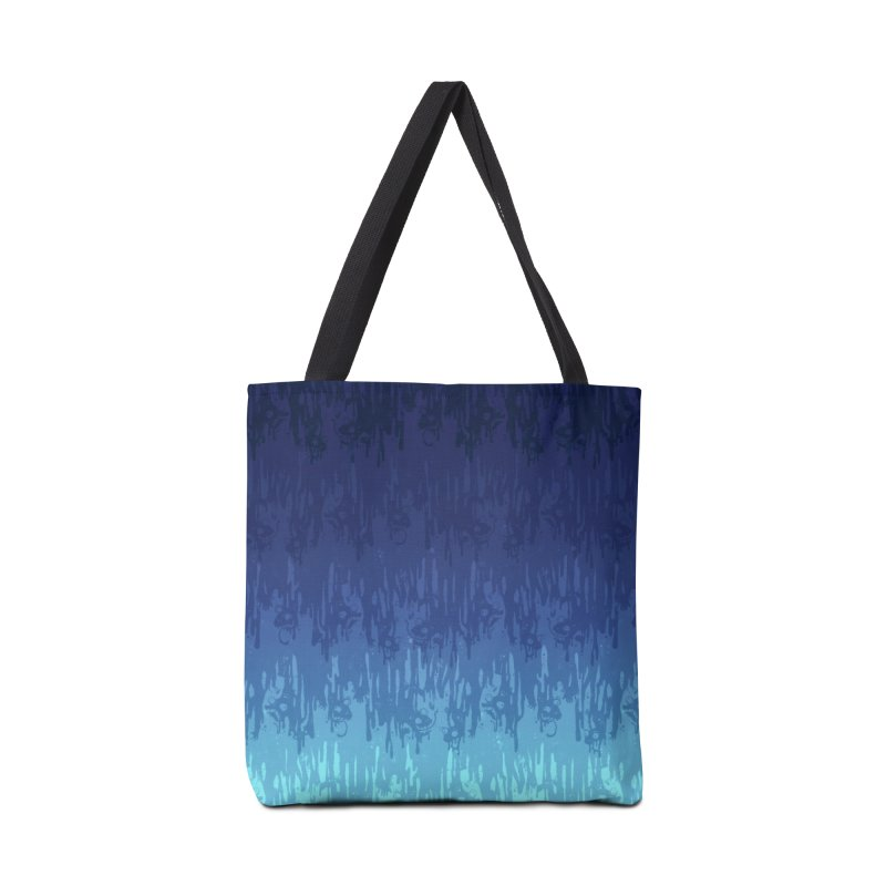 Cool Meltdown Accessories Bag by jublin's Artist Shop