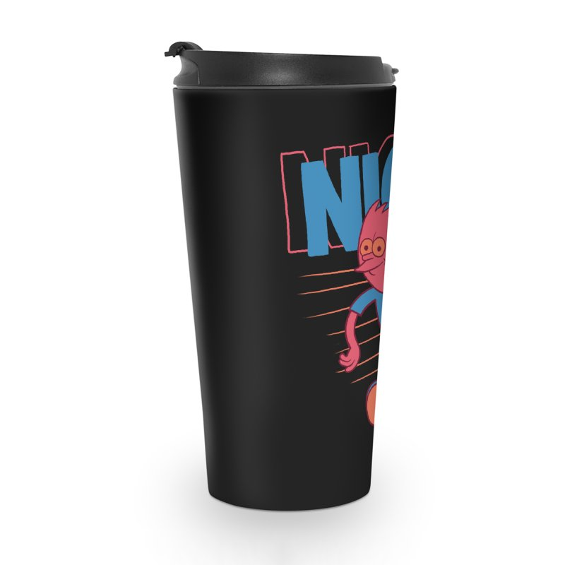 Nice Accessories Travel Mug by jublin's Artist Shop