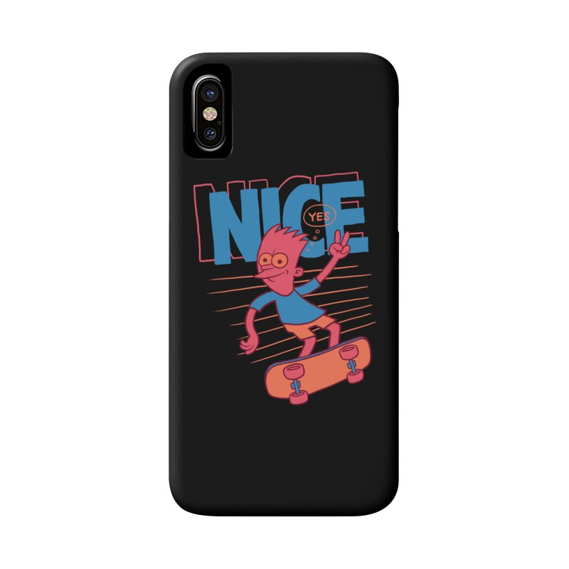 Nice Accessories Phone Case by jublin's Artist Shop